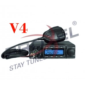 Super Star RTX programmabile 10-12mt, LCD 7 Colori, AM-FM (45W P.E.P. - 60W SSB)
