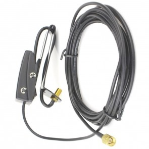 Proxel Supporto Conn. SMA-m per Vetro/Portiera,Cavo 3mt RG174, Connettore SMA-f