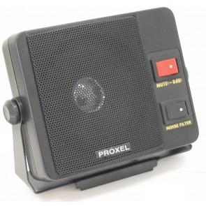 Proxel Altoparlante Extrapiatto 8Ω con Mute e Filtro, L120xH106xP39, con Staffa