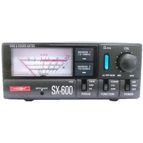 Proxel Ros. & Watt. 2 Sens. 1,8-160MHz 140-525MHz, 5/20/200/1000W, Conn. PL-f