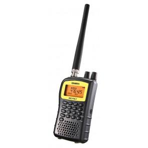 Scanner Portatile 25-88MHz, 108-174MHz, 406-512MHz, FM 88-108MHz