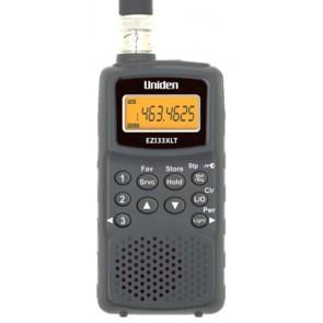 Scanner Portatile 78-88MHz, 108-174MHz, 406-512MHz, Fm 88-108MHz