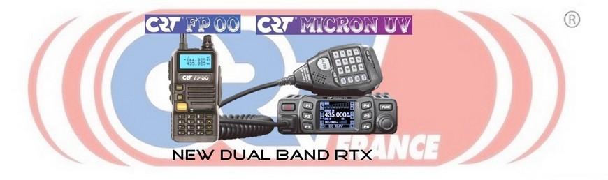 Dual Band CRT